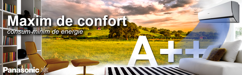 Aer conditionat Panasonic